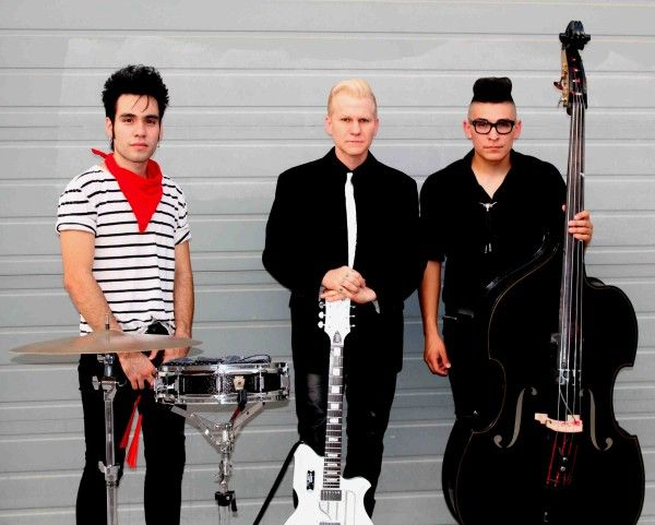 THE QUAKES (Psychobilly – USA)