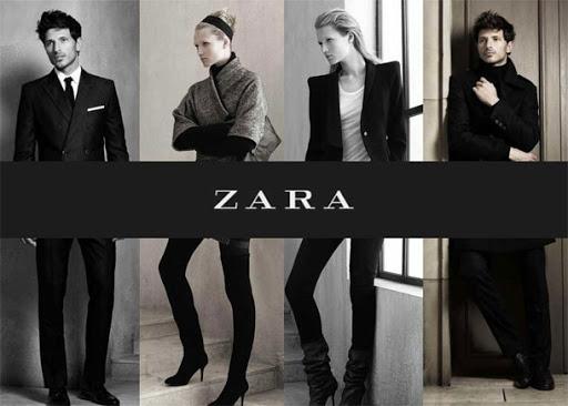 Zara Homme Femme